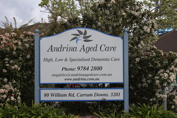 Andrina Aged Care, Carrum Downs, 3201