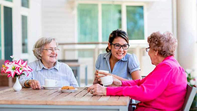 Different Types of Aged Care Homes   CareAbout   Aged Care Homes