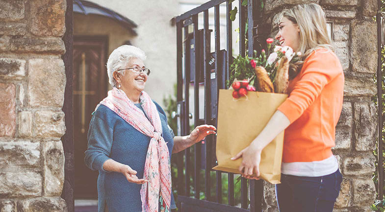 4 steps to accessing a home care package
