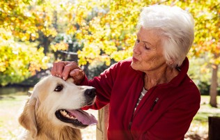 Caring for someone living with Dementia