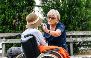 Looking after yourself - tips for carers