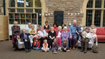 Intergenerational care: child's play benefits young and old!