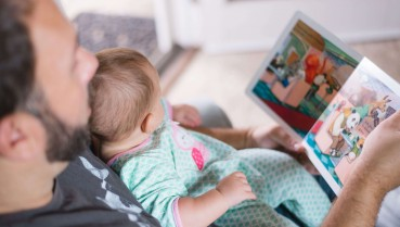 The NDIS helps parents with disability