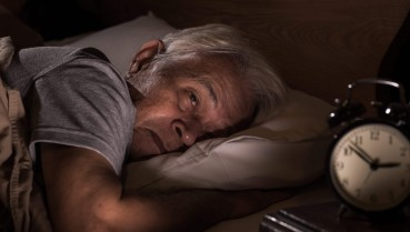 Trouble sleeping? You're not alone!