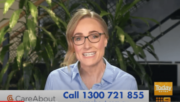 Channel 9 – Today Extra and CareAbout