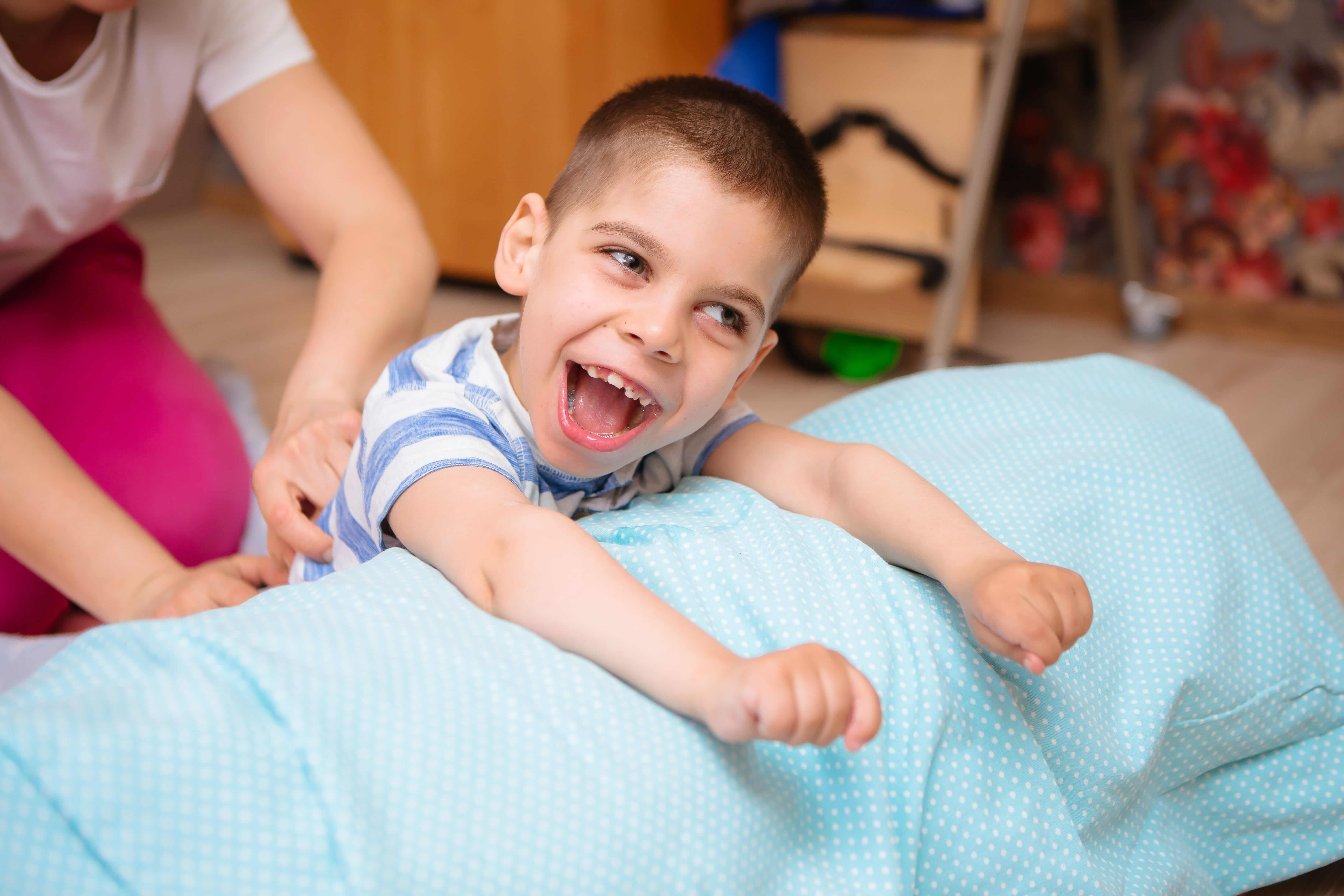 NDIS and cerebral palsy