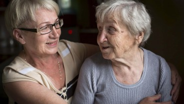 Choosing not to be a carer for your loved one