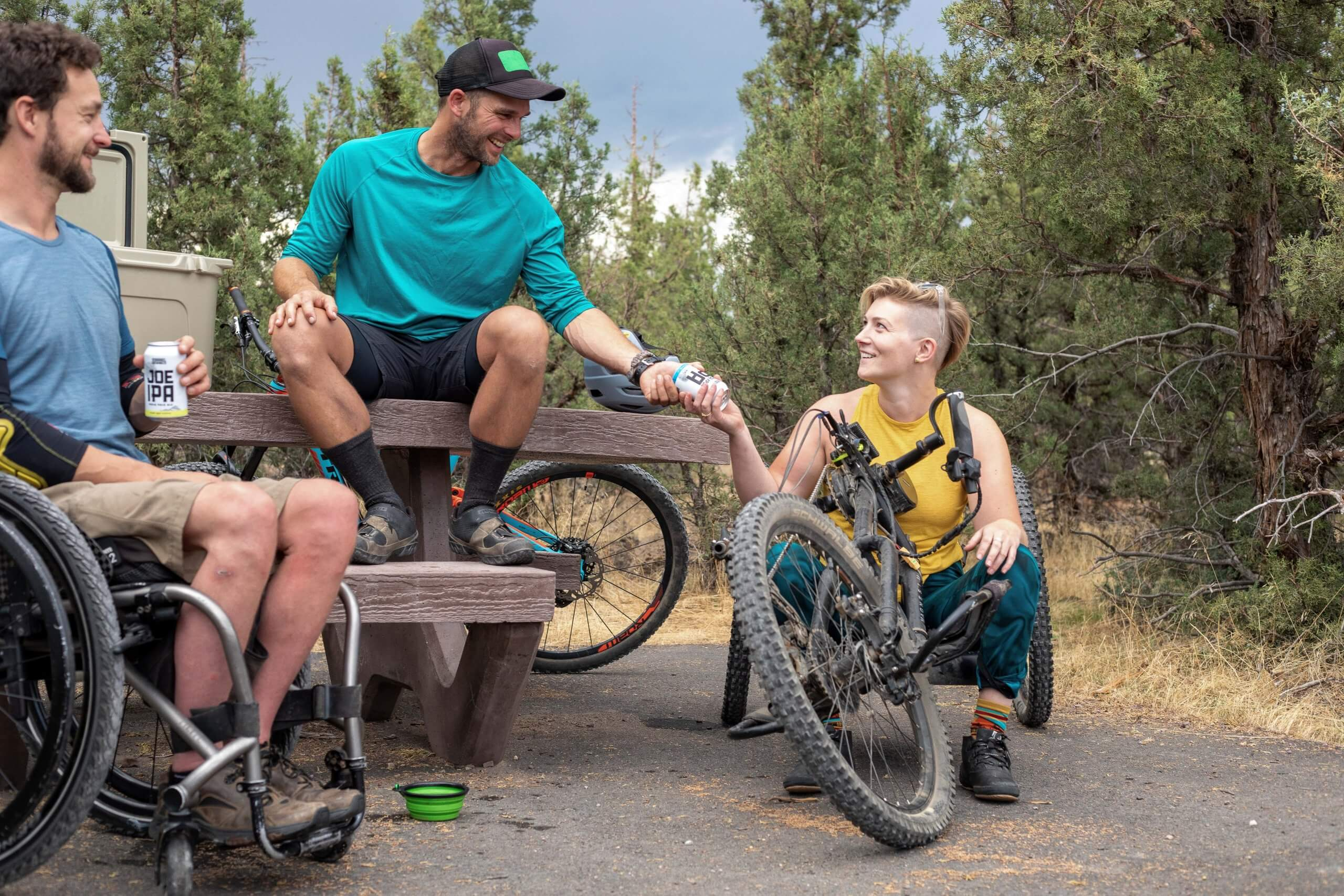 Social and community participation for people with disability