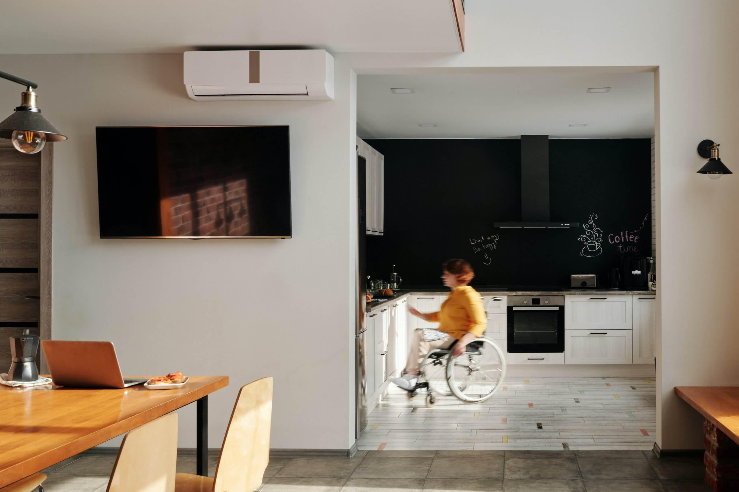 Disability accommodation and the NDIS