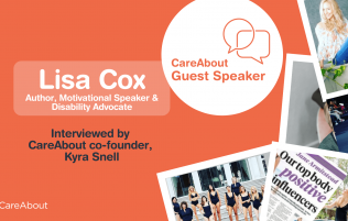 Meet Lisa Cox; disability advocate and award winning author