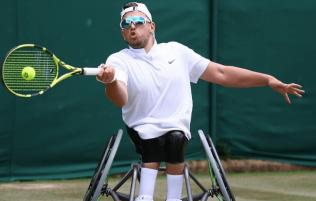 Alcott wins his 14th Grand Slam title!