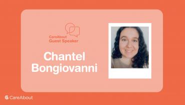 Guest speaker: Chantel Bongiovanni